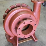 AC Allis-Chalmers PWO Paper Stock Pump Replacement from AE Pump
